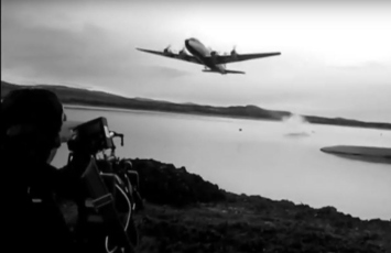 dam busters filming