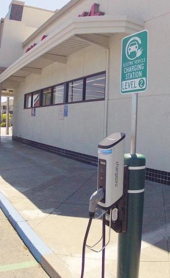 EV station foter.com