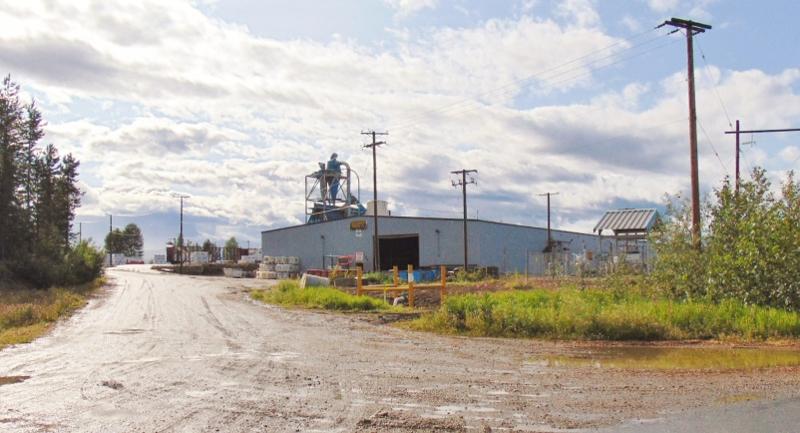 East Fraser Mill