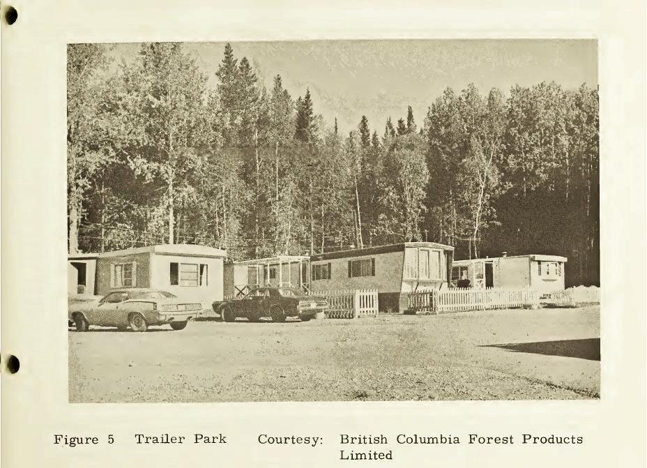 Mackenzie trailer park c 1988 or earlier AB Education Gr 5 Social Studies